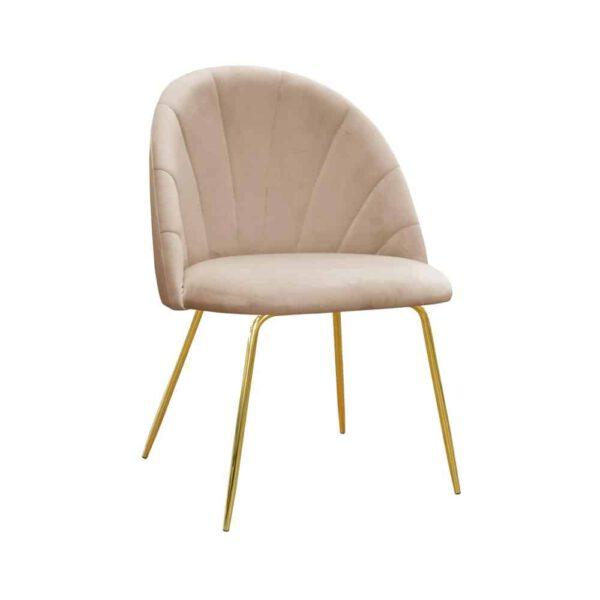 Krzesło Ariana ideal gold