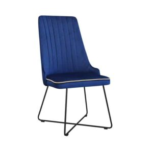 Krzesło Cloud cross, french velvet 671