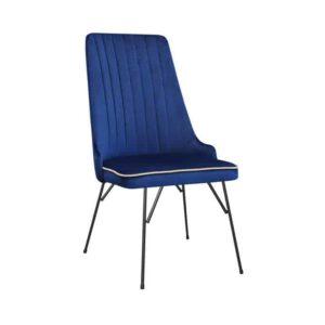 Krzesło Cloud spider, french velvet 671